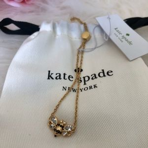 Kate Spade Picnic Perfect Bee Bracelet